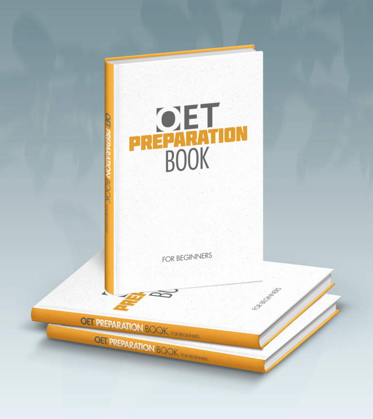 oet preparation book for beginners
